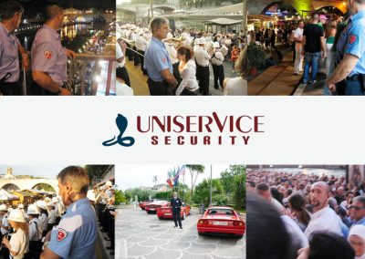 Uniservice Security